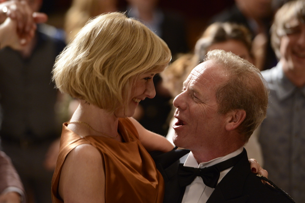 Sunshine on Leith - Peter Mullan - Jane Horrocks
