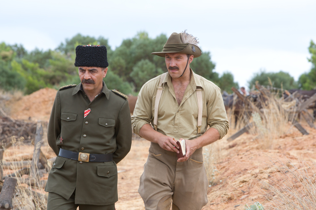 The Water Diviner - Jai Courtney - Yilmaz Erdogan