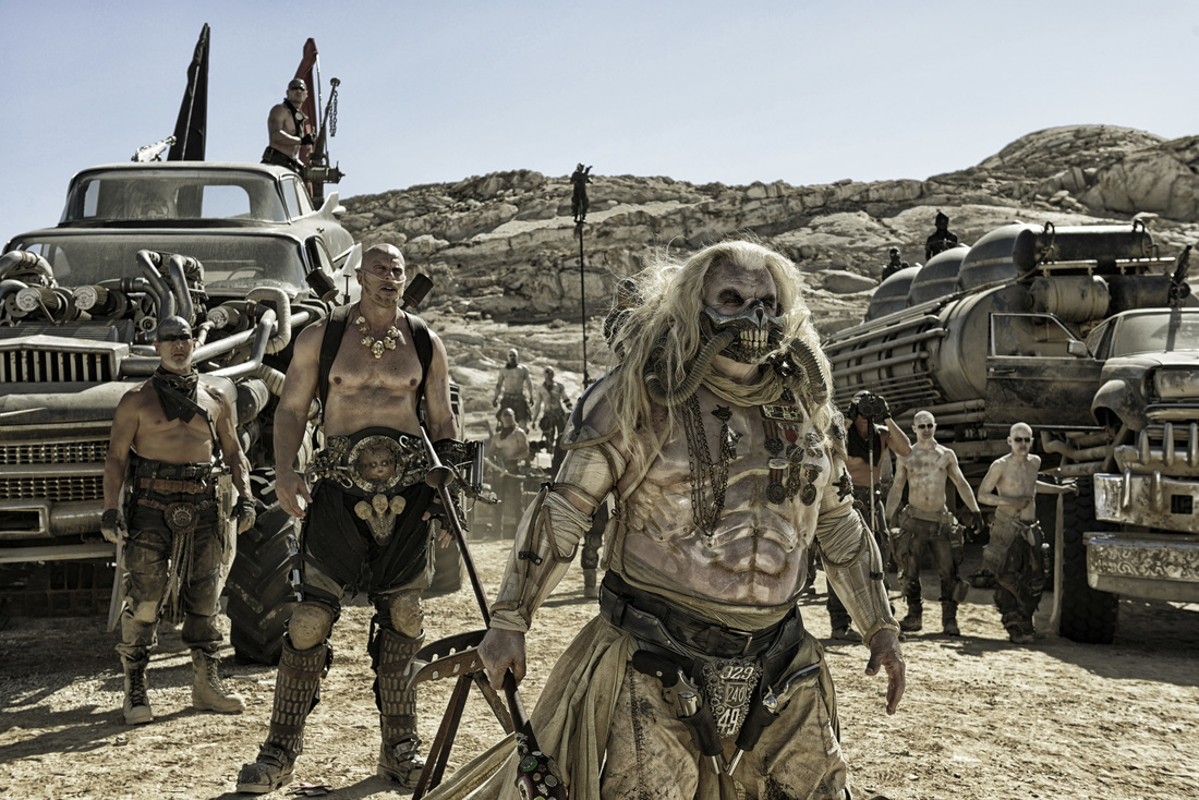 mad max,fury road,Hugh Keays-Byrne,Nathan Jones