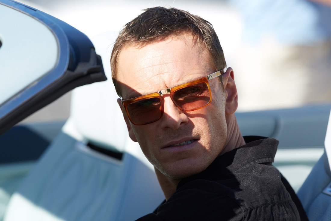 The Counsellor - Michael Fassbender