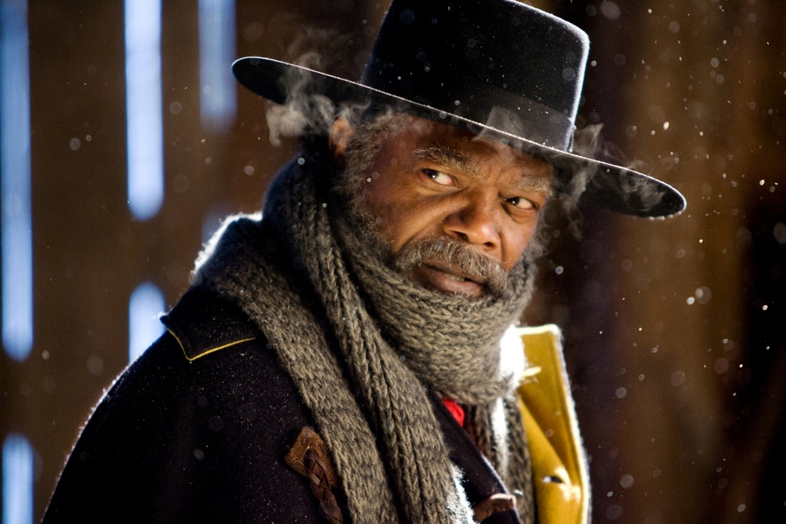 The Hateful Eight,Samuel L. Jackson