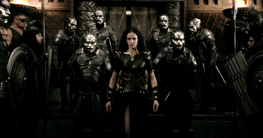 300 Rise Of An Empire - Eva Green