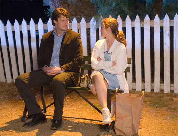 Waitress - Keri Russell - Nathan Fillion