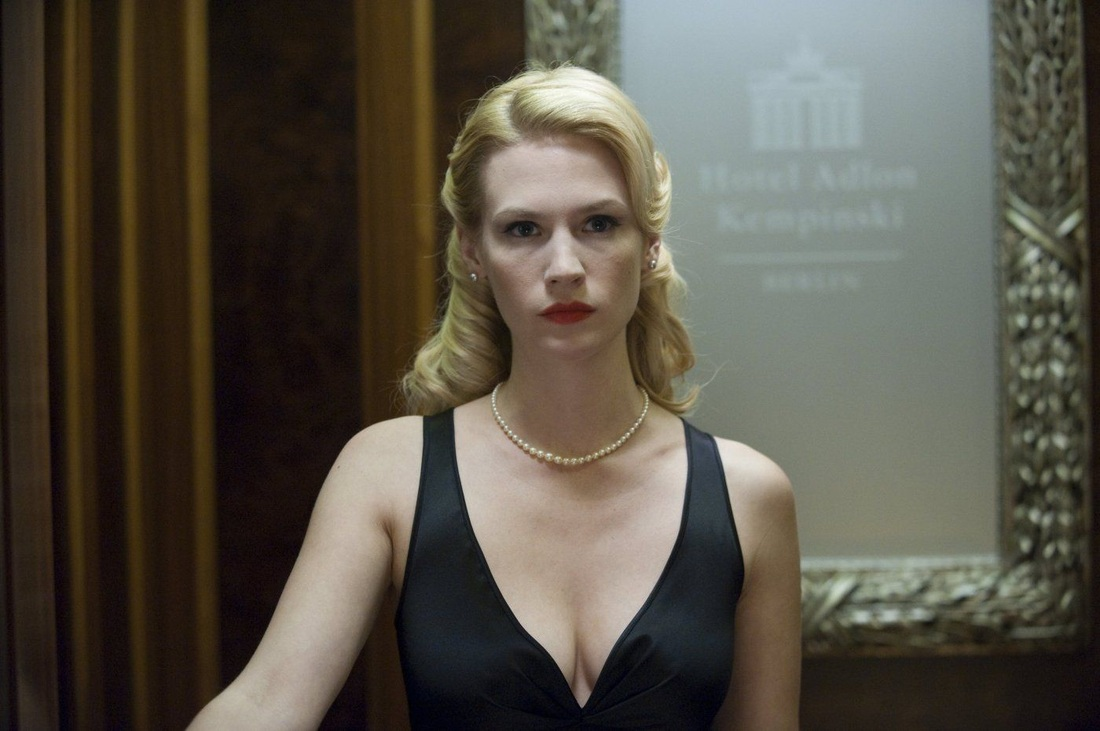 Unknown - January Jones