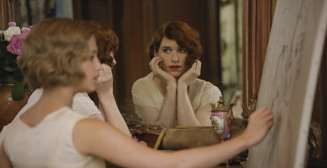 The Danish Girl,Eddie Redmayne,Alicia Vikander