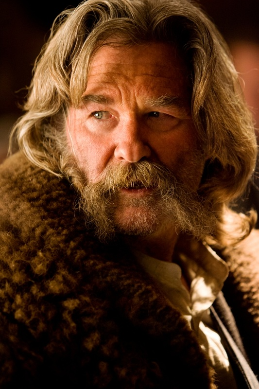 The Hateful Eight,Kurt Russell