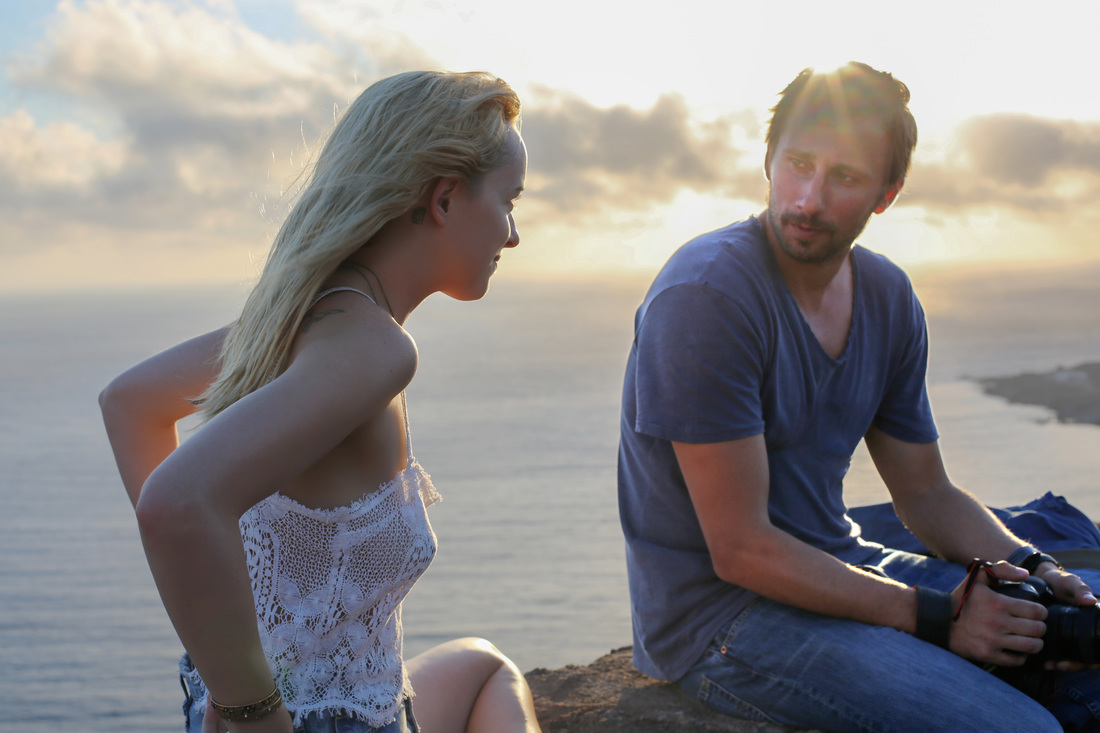 A Bigger Splash,Dakota Johnson,Matthias Schoenaerts