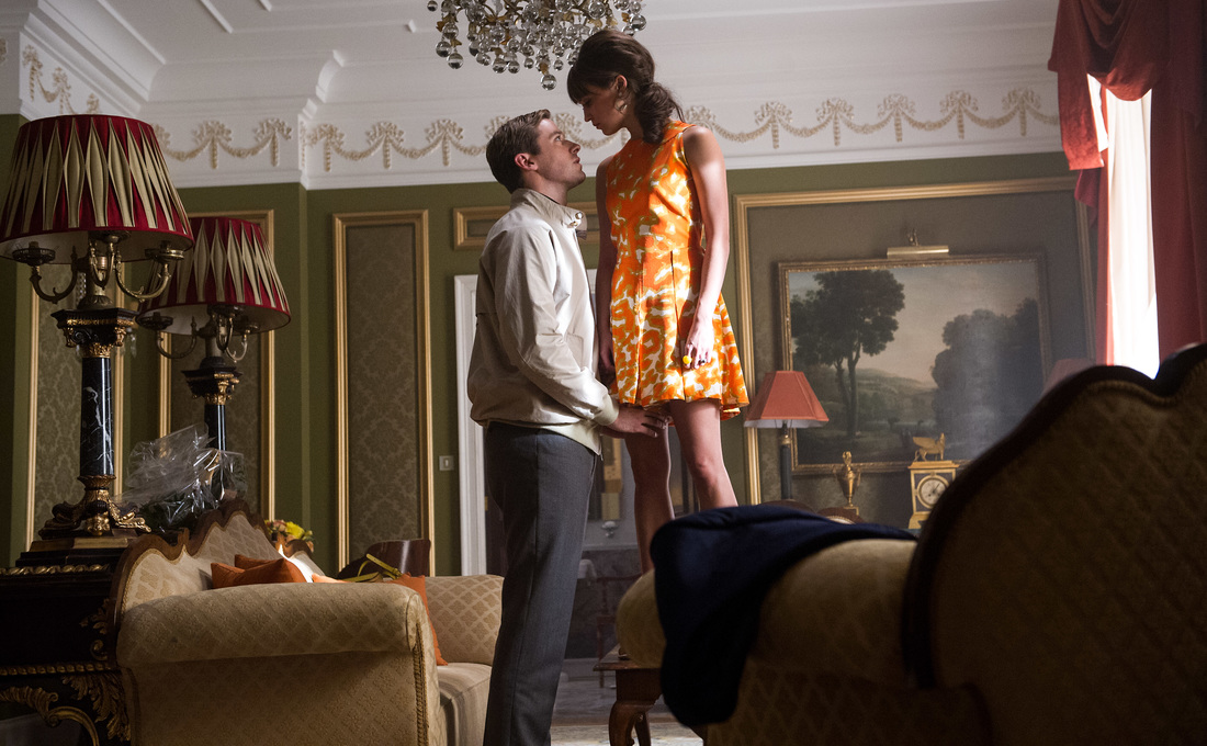 The Man From Uncle,Armie Hammer,Alicia Vikander