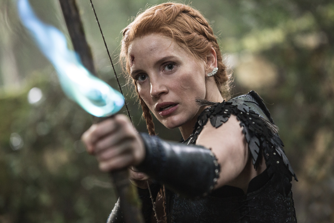 The Huntsman,Winter's War,Jessica Chastain