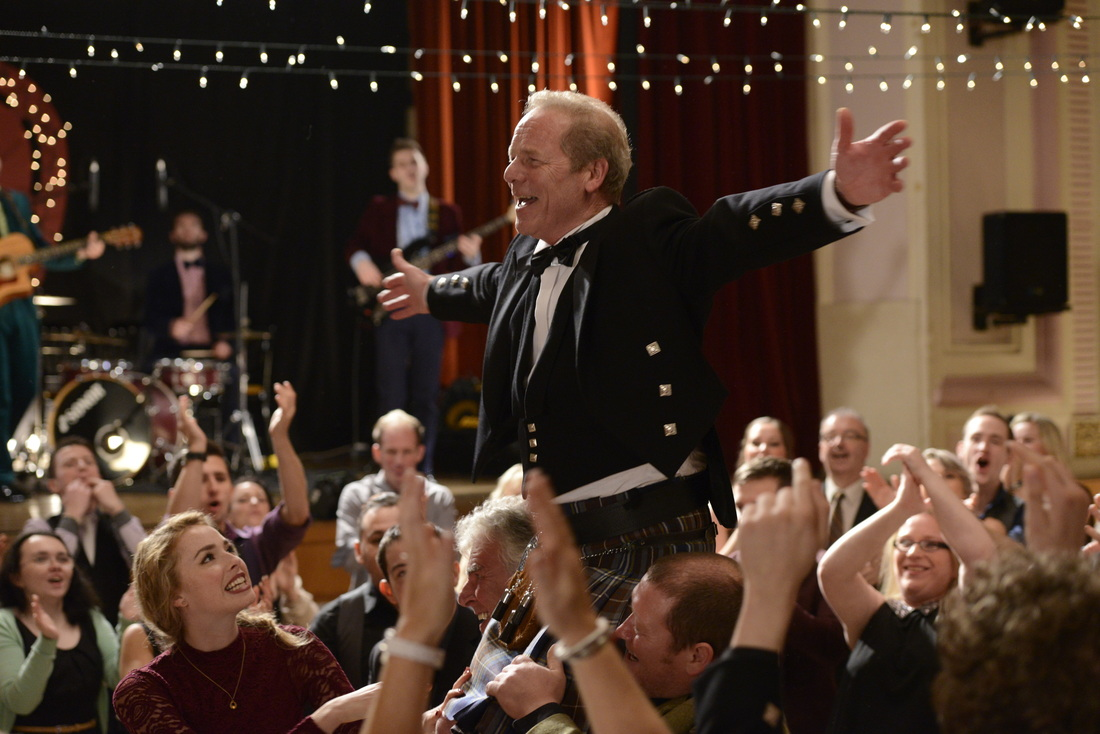Sunshine on Leith - Peter Mullan - Freya Mavor