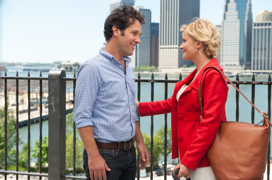 They Came Together - Amy Poehler - Paul Rudd
