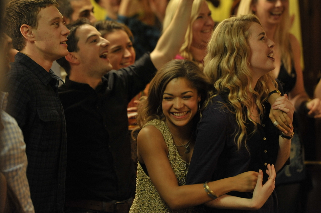 Sunshine on Leith - George MacKay - Antonia Thomas - Freya Mavor - Kevin Guthrie
