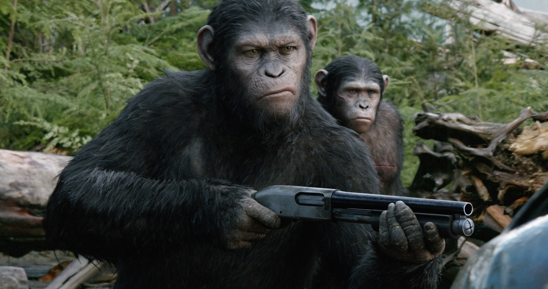 Dawn of the Planet of the Apes - Andy Serkis