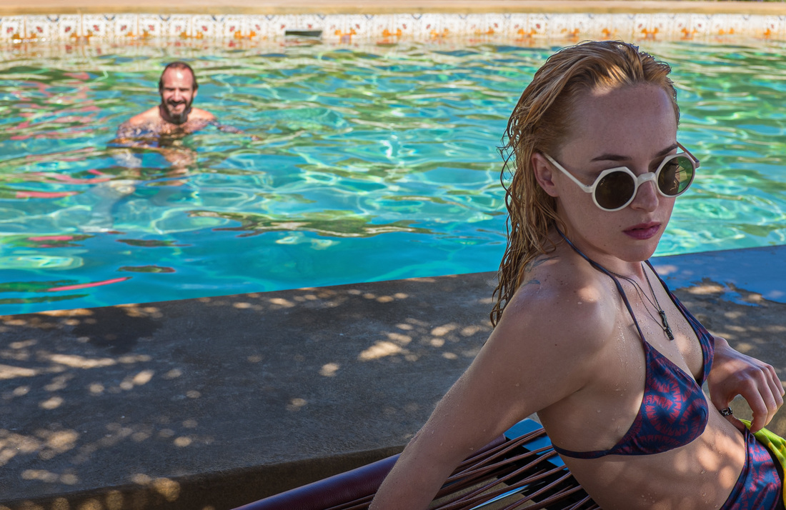 A Bigger Splash,Ralph Fiennes,Dakota Johnson