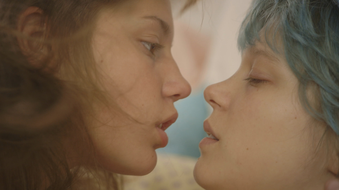 Blue is the Warmest Colour - Adele Exarchopoulos - Lea Seydoux
