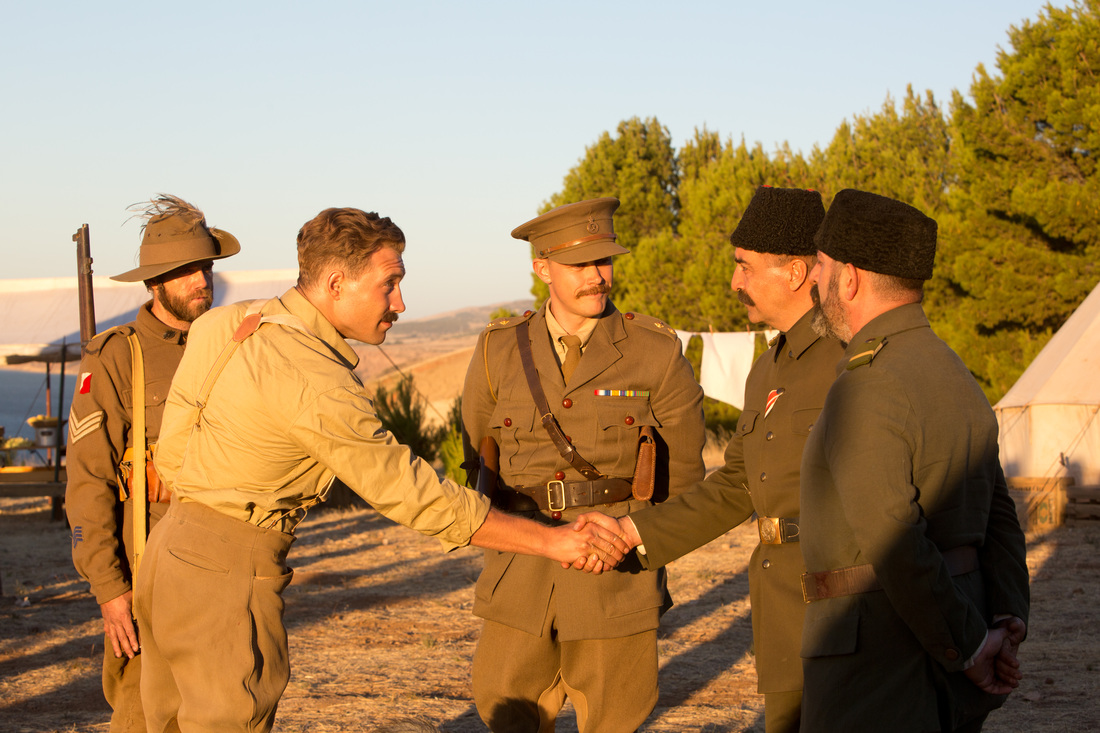 The Water Diviner - Jai Courtney - Yilmaz Erdogan - Cem Yilmaz