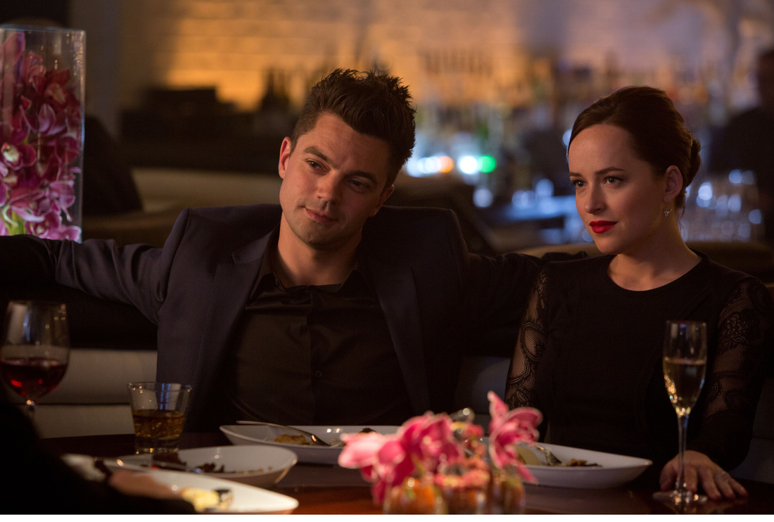 Need for Speed - Dominic Cooper - Dakota Johnson