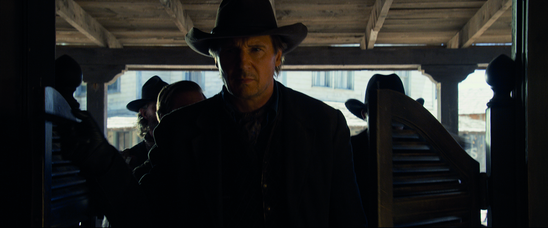 A Million Ways To Die In The West - Liam Neeson