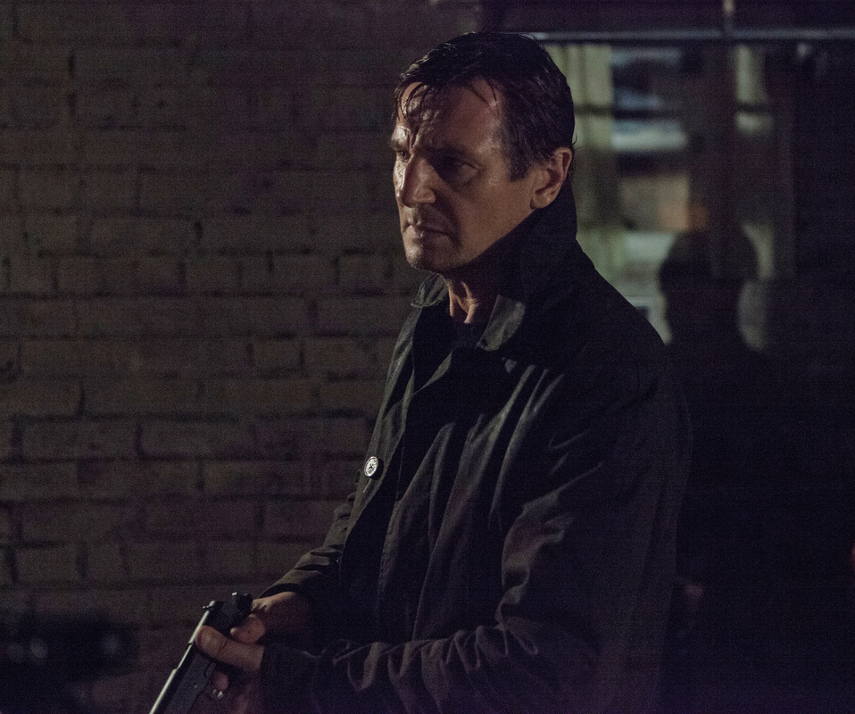 A Walk Among The Tombstones - Liam Neeson