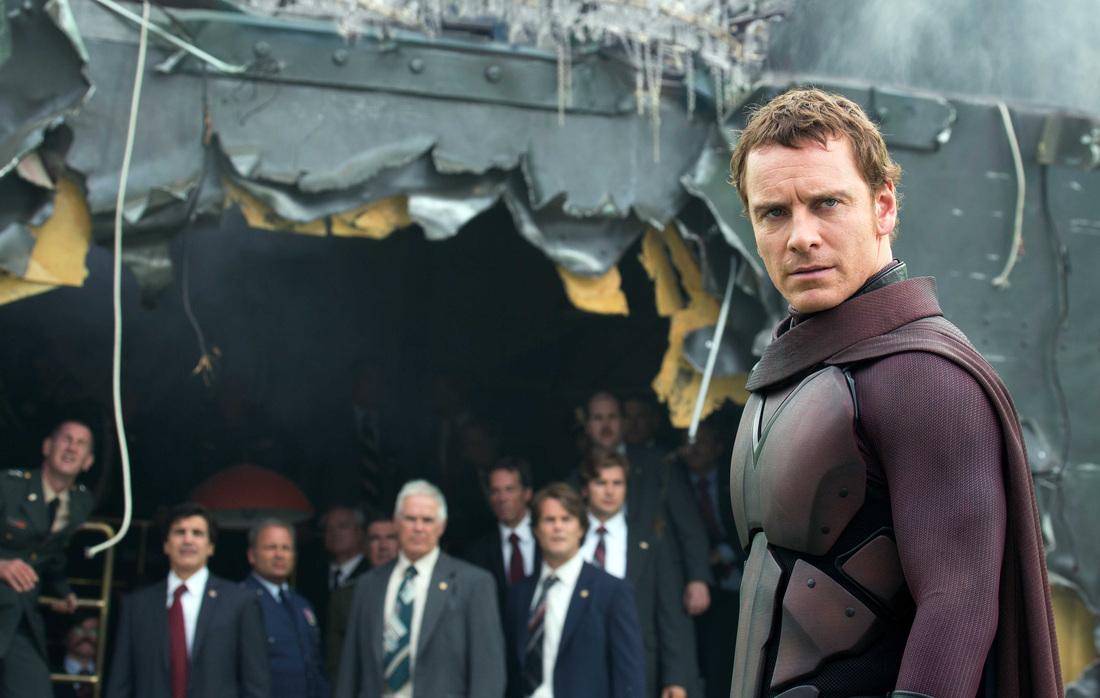 X Men Days of Future Past - Michael Fassbender