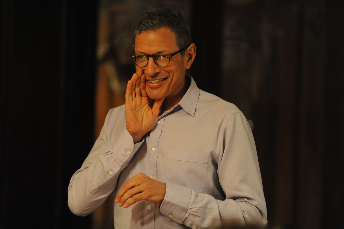 Le Week-End - Jeff Goldblum
