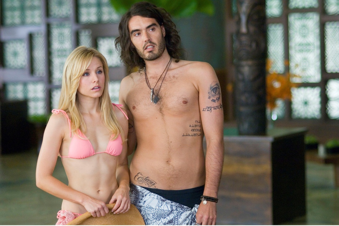 Forgetting Sarah Marshall - Kristen Bell - Russell Brand