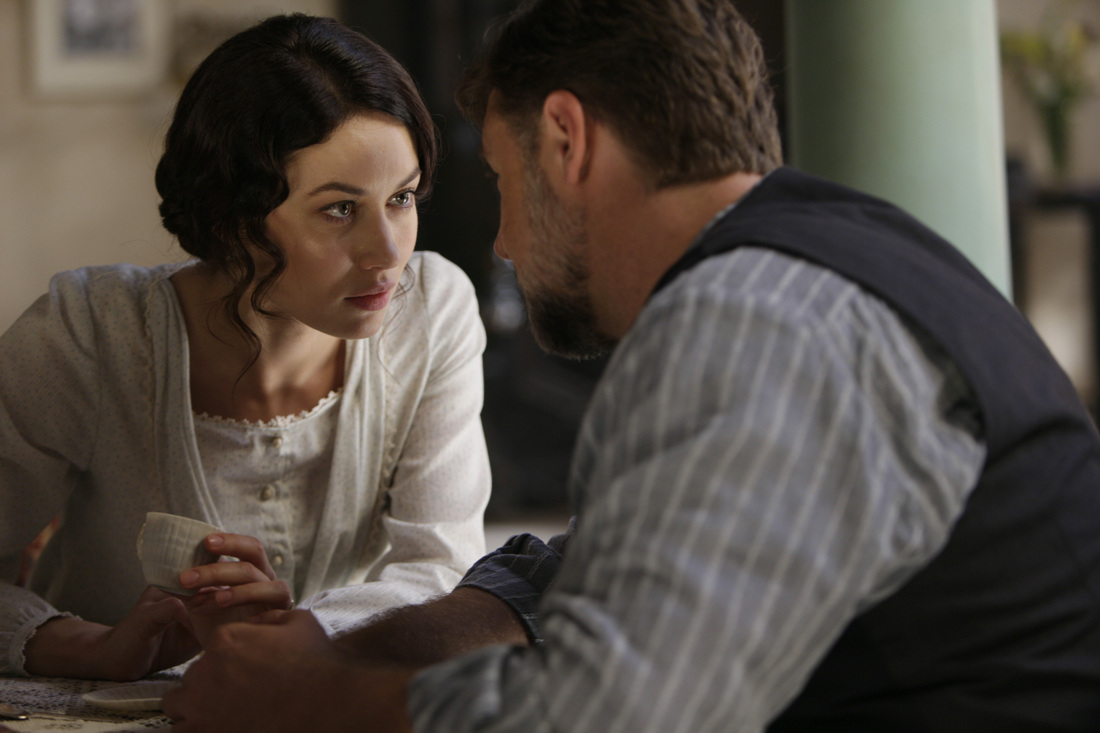 The Water Diviner - Olga Kurylenko - Russell Crowe