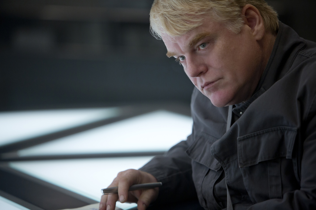 The Hunger Games Mockingjay Part 1 - Philip Seymour Hoffman