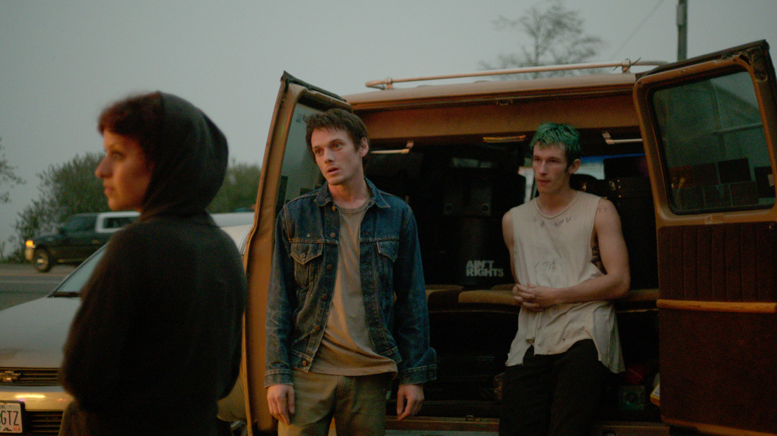 Green Room,Anton Yelchin,Alia Shawkat,Joe Cole