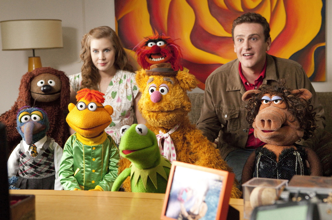 The Muppets - Jason Segel - Amy Adams - Kermit - Fozzie - Rowlf - Scooter - Animal - Gonzo