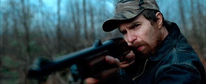 A Single Shot - Sam Rockwell