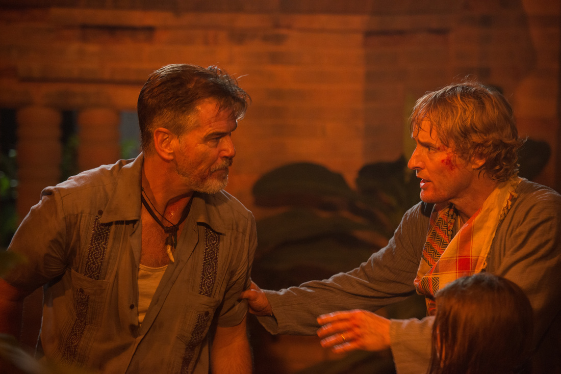 No Escape,Owen Wilson,Pierce Brosnan