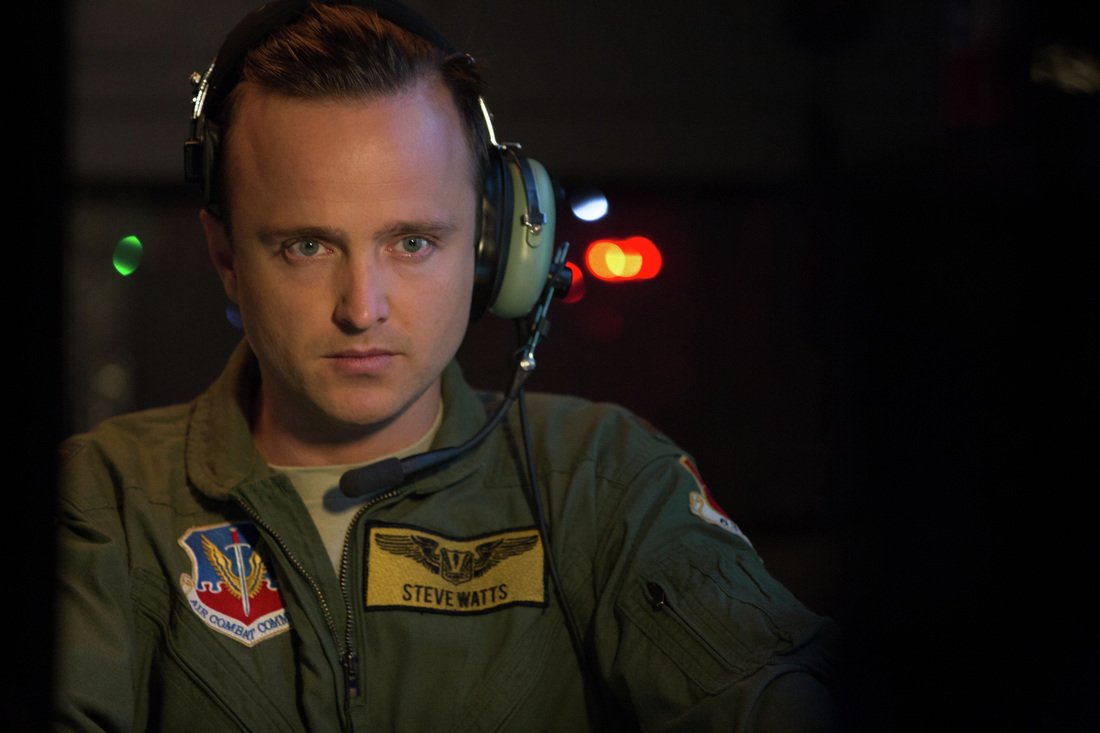 Eye in the Sky,Aaron Paul