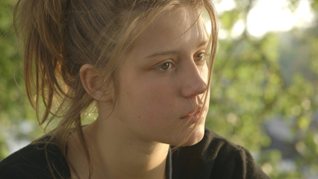 Blue is the Warmest Colour - Adele Exarchopoulos