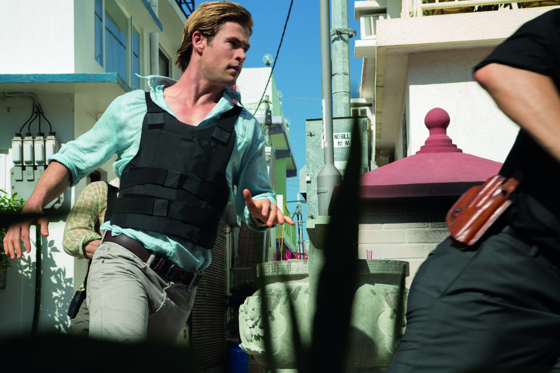 Blackhat - Chris Hemsworth