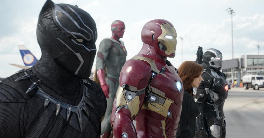 Captain America,Civil War,Robert Downey Jr,Scarlett Johansson,Paul Bettany,Chadwick Boseman,Don Cheadle