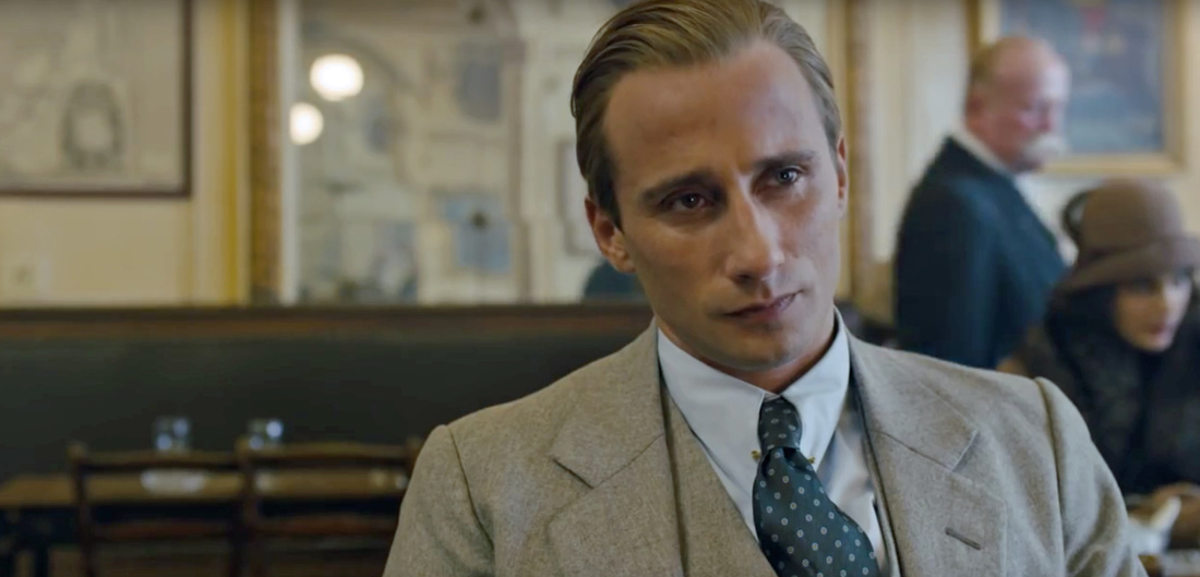 The Danish Girl,Matthias Schoenaerts