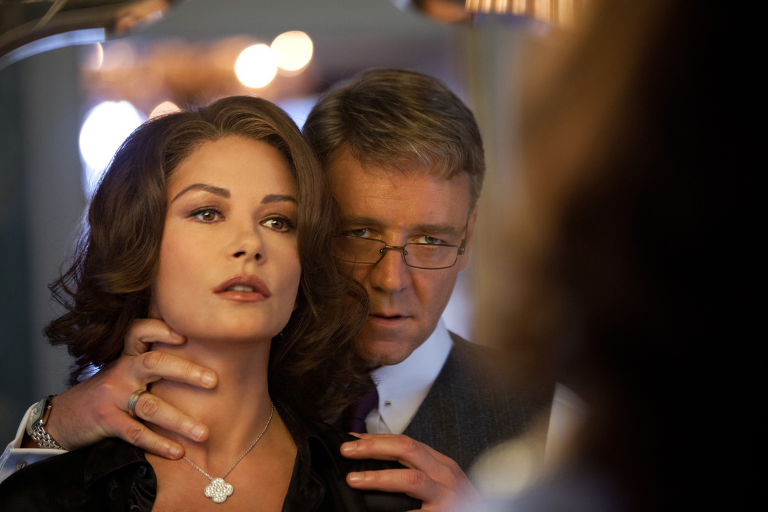Broken City - Russell Crowe - Catherine Zeta-Jones