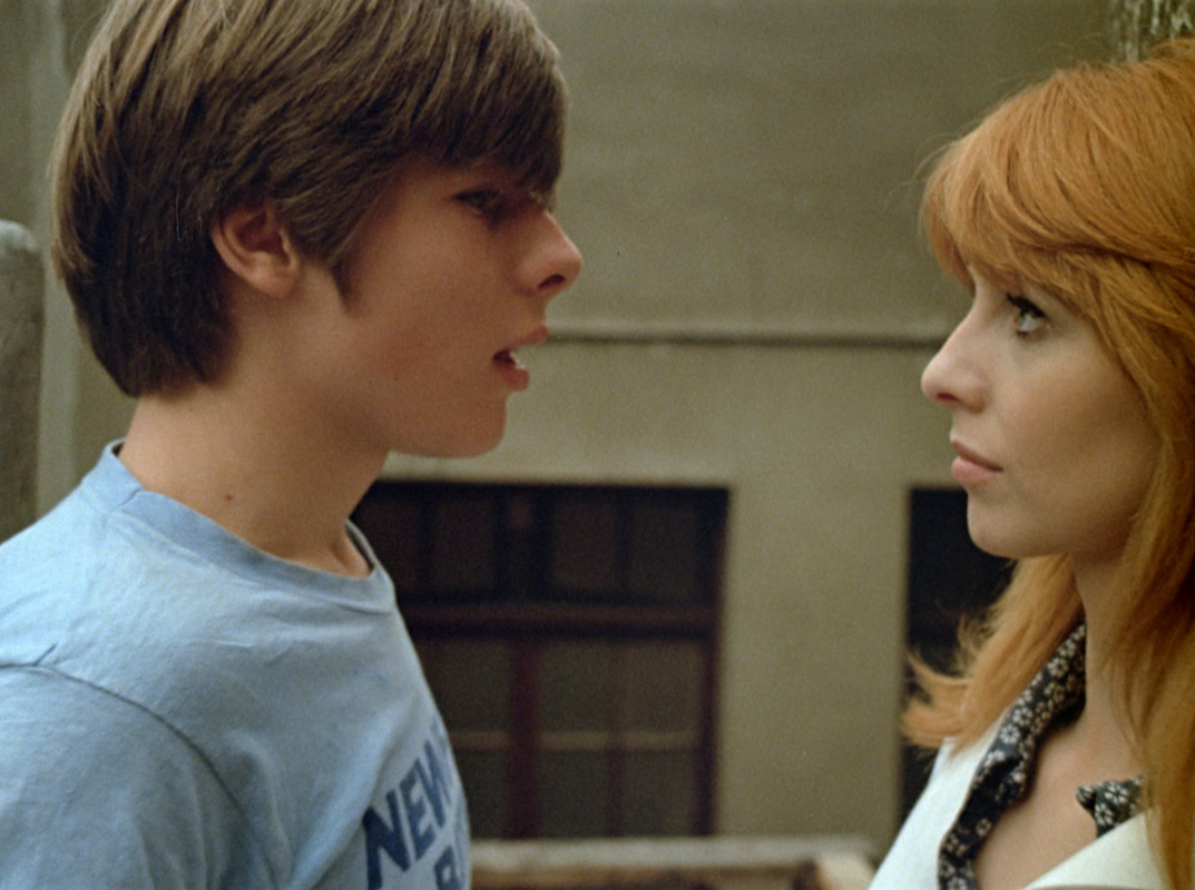 Deep End - John Moulder-Brown - Jane Asher
