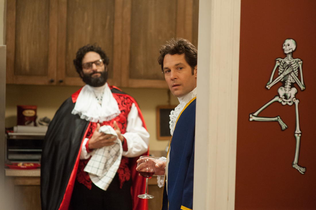 They Came Together - Jason Mantzoukas - Paul Rudd