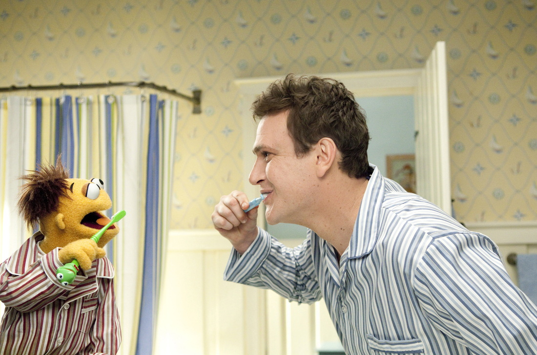 The Muppets - Walter - Jason Segel