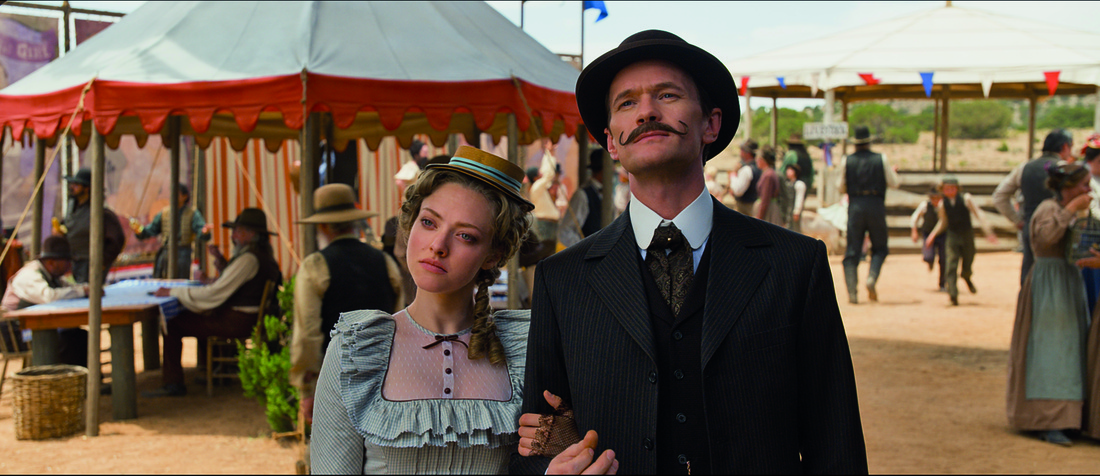 A Million Ways To Die In The West - Amanda Seyfried - Neil Patrick Harris