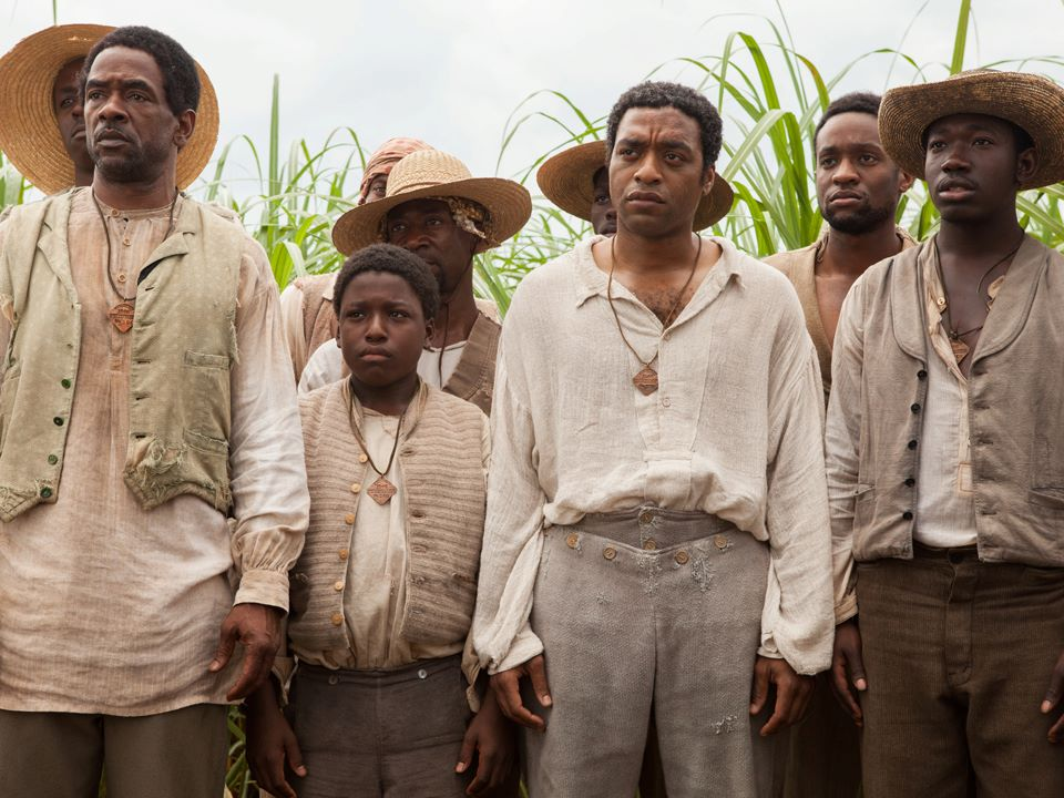 12 Years a Slave - Chiwetel Ejiofor