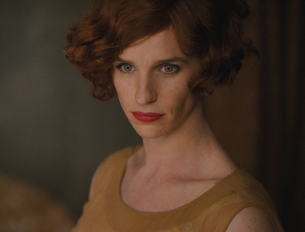 The Danish Girl,Eddie Redmayne