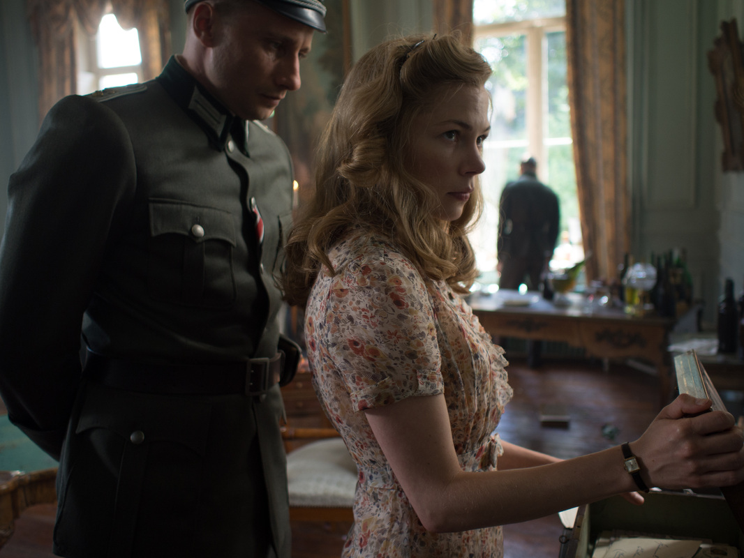 Suite Francaise - Michelle Williams - Matthias Schoenaerts