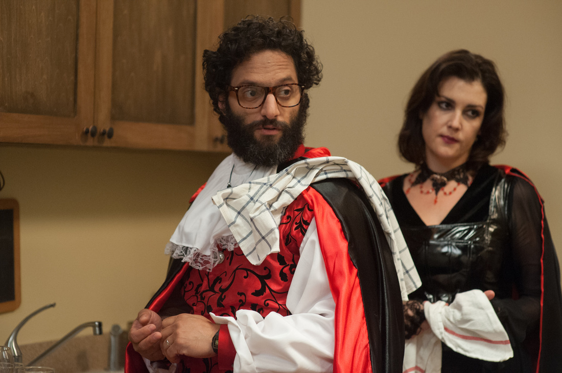 They Came Together - Jason Mantzoukas - Melanie Lynskey