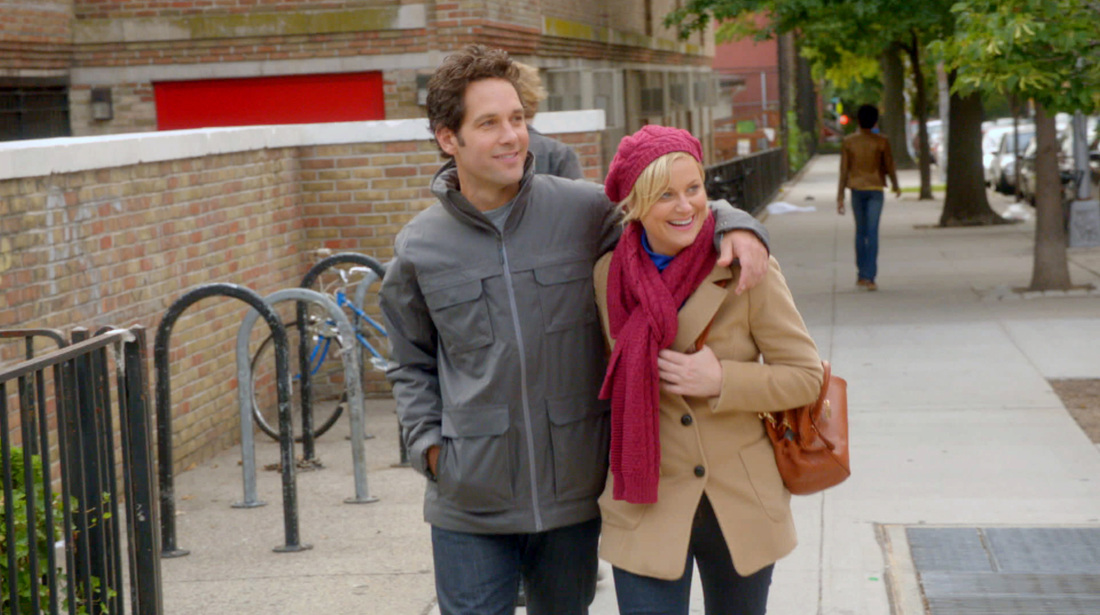 They Came Together - Paul Rudd - Amy Poehler