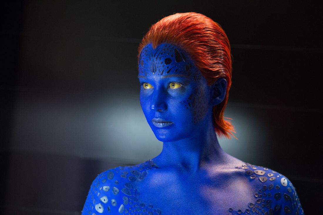 X Men Days of Future Past - Jennifer Lawrence