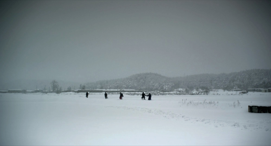 End of Winter,Lee Sang-hee,Moon Chang-gil,Lee Yeong-ran,Kim Min-hyeok,Heo Je-wone