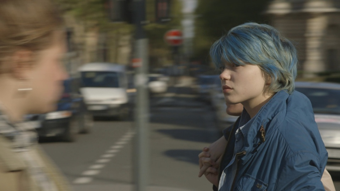 Blue is the Warmest Colour - Lea Seydoux